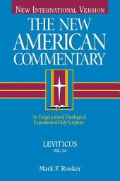 Leviticus: An Exegetical and Theological Exposition of Holy Scripture