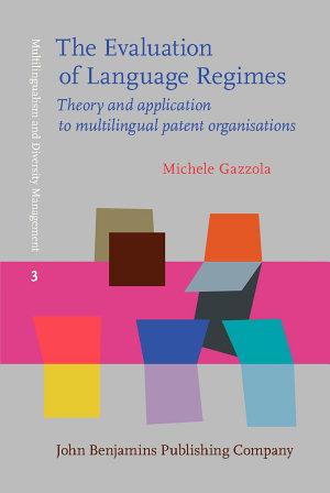 The Evaluation of Language Regimes PDF