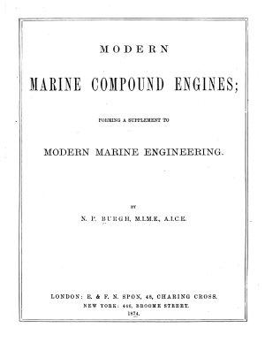Modern Marine Engineering PDF