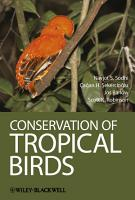 Conservation of Tropical Birds PDF