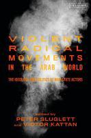 Violent Radical Movements in the Arab World PDF
