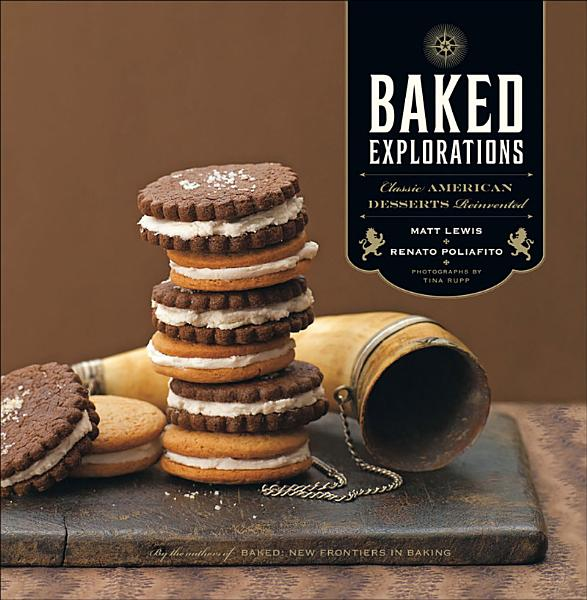 Download Baked Explorations Book