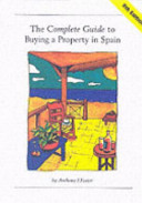 The complete guide to buying a property in Spain PDF