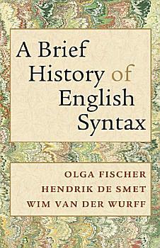 A Brief History of English Syntax PDF