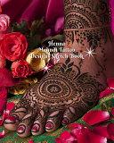 Henna Mehndi Tattoo Designs Sketch Book