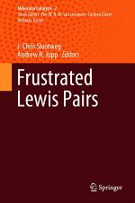 Frustrated Lewis Pairs