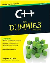 C++ For Dummies: Edition 7