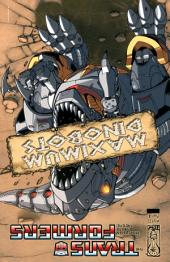 Transformers: Maximum Dinobots #1