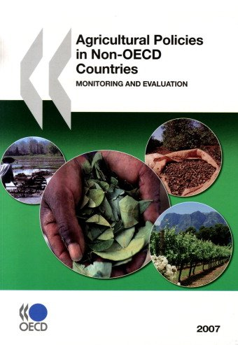 Agricultural Policies in Non OECD Countries PDF