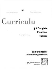 The Weekly Curriculum PDF