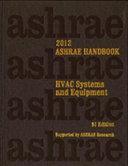 2012 ASHRAE Handbook PDF