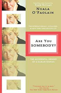 Are You Somebody  Book