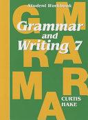 Stephen Hake Grammar  Grade 7 PDF