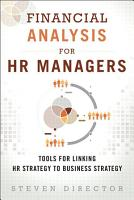 Financial Analysis for HR Managers PDF