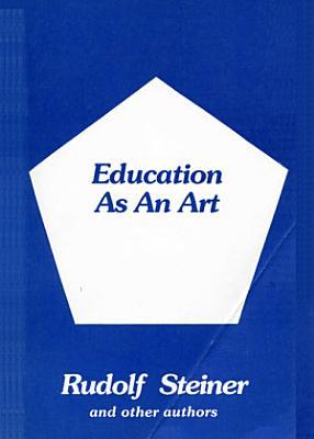 Education as an Art PDF