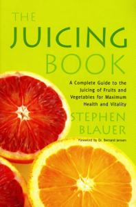 The Juicing Book Book