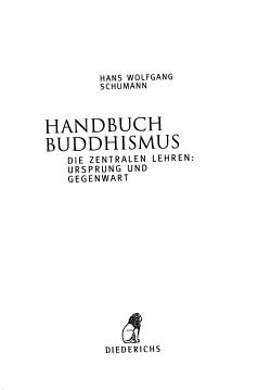 Handbuch Buddhismus PDF