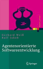 Agentenorientierte Softwareentwicklung: Methoden und Tools
