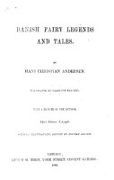 Danish Fairy Legends and Tales     Translated by Caroline Peachey  With a memoir of the author  Third edition  enlarged  With 120 illustrations  etc PDF