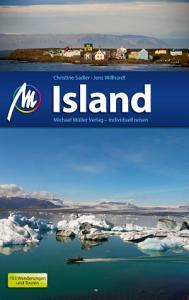 Island Reisef  hrer Michael M  ller Verlag PDF