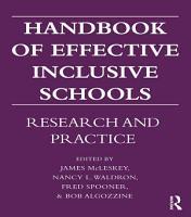 Handbook of Effective Inclusive Schools PDF