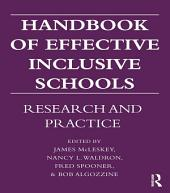 Handbook of Effective Inclusive Schools: Research and Practice