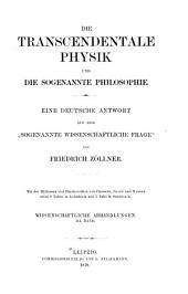 Wissenschaftliche Abhandlungen: Band 3