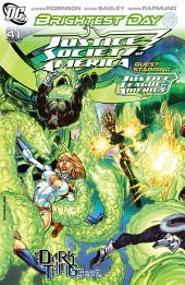 Justice Society of America (2006-) #41