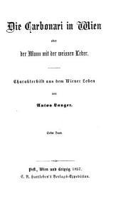 Die Carbonari in Wien