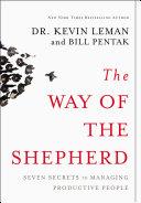 The Way of the Shepherd Book