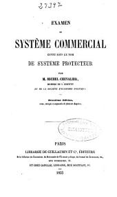 Examen du système commercial connu sous le nom de système protecteur