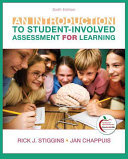 An Introduction to Student Involved Assessment for Learning