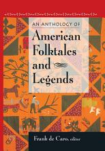 An Anthology of American Folktales and Legends PDF