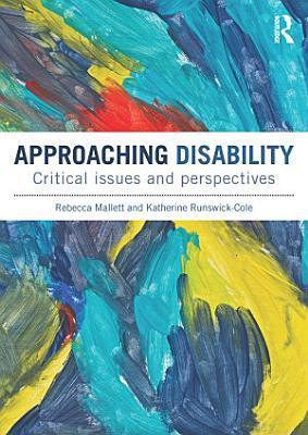 Approaching Disability PDF