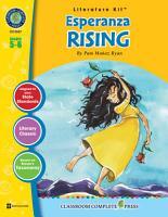 Esperanza Rising   Literature Kit Gr  5 6 PDF