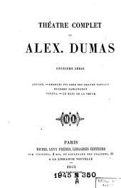 Antony. Charles VII chez les grands vassaux. Richard Darlington. Teresa. Le mari de la veuve