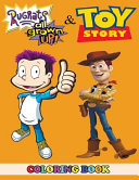 Rugrats  All Grown Up  and Toy Story Coloring Book PDF