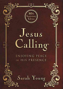 Jesus Calling   10th Anniversary Expanded Edition Book