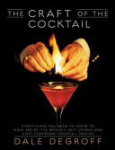 Craft Of The Cocktail Book PDF