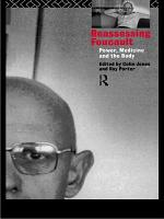 Reassessing Foucault PDF