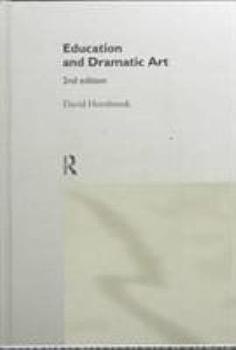 Education and Dramatic Art PDF