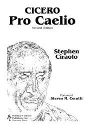Cicero, Pro Caelio