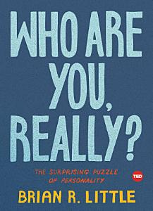 Who Are You  Really  Book