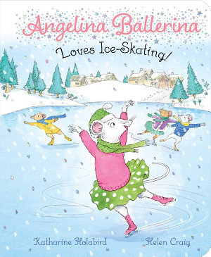 Angelina Ballerina Loves Ice Skating  PDF