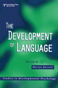The Development of Language Book