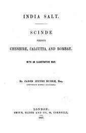 India salt: Scinde versus Cheshire, Calcutta, and Bombay