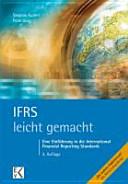 IFRS leicht gemacht PDF