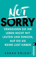 Not Sorry PDF