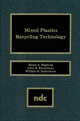 Mixed Plastics Recycling Technology