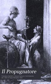 Il Propugnatore ...: Periodico bimestrale ..., Volume 20